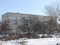 Slavyansk-on-Kuban, Lermontov st, 房屋 287. 公寓楼