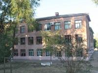 捷姆留克, 学校 №1, Volodarsky st, 房屋 37