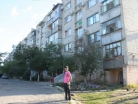 Temryuk, Gorky st, house 51. Apartment house