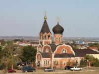 捷姆留克, 教堂 Михаила Архангела, Roza Lyuksemburg st, 房屋 55