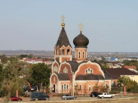 Temryuk, church Михаила Архангела, Roza Lyuksemburg st, house 55