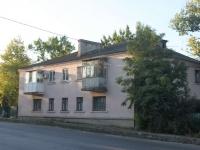 Temryuk, Roza Lyuksemburg st, house 6А. Apartment house