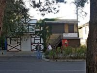 Темрюк, улица Степана Разина, дом 32. многофункциональное здание