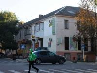 Темрюк, улица Ленина, дом 35. многоквартирный дом