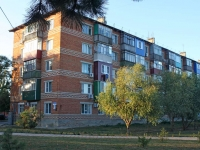 捷姆留克, Lenin st, 房屋 92. 公寓楼