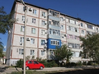 Temryuk, Kalinin st, house 9. Apartment house