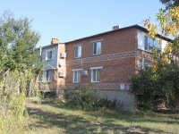 Temryuk, Kalinin st, house 107/1. Apartment house