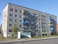 Temryuk, Kalinin st, house 112А. Apartment house