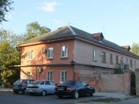 Temryuk, Oktyabrskaya st, house 6. Apartment house
