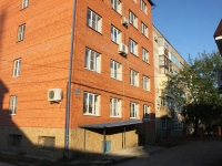 Temryuk, Oktyabrskaya st, house 110/1. Apartment house
