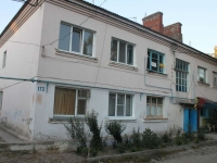 Temryuk, Oktyabrskaya st, house 173. Apartment house