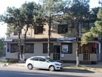 Темрюк, улица Таманская, дом 4. многоквартирный дом