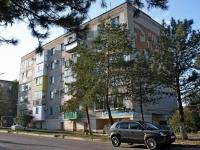 捷姆留克, Tamanskaya st, 房屋 6. 公寓楼