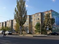 Temryuk, Tamanskaya st, house 10. Apartment house