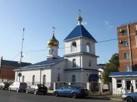捷姆留克, 教堂 Александра Невского, Tamanskaya st, 房屋 98