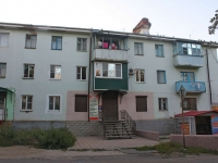 Temryuk, Chernyshevsky st, house 26/1. Apartment house