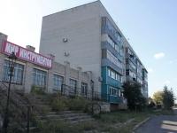 Темрюк, улица Шопена, дом 102. жилой дом с магазином