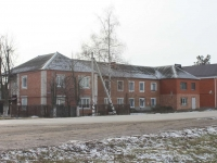 Timashevsk, Stepanovykh st, house 1. Apartment house