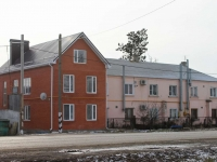 Timashevsk, Stepanovykh st, house 3. Apartment house