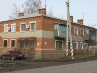Timashevsk, Dzerzhinsky st, house 2. Apartment house