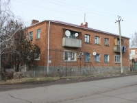 Timashevsk, Dzerzhinsky st, house 4. Apartment house