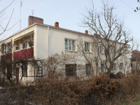 Timashevsk, Dzerzhinsky st, house 10. Apartment house