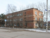 Timashevsk, Dzerzhinsky st, house 33. Apartment house