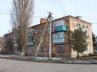 Timashevsk, Dzerzhinsky st, house 37. Apartment house