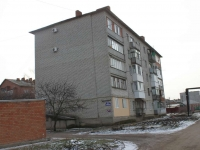 Timashevsk, Dzerzhinsky st, house 53. Apartment house