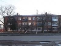 Timashevsk, Lenin st, house 87. Apartment house