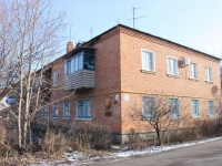 Timashevsk, Lenin st, house 157. Apartment house