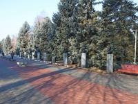 Тимашевск, мемориальный комплекс Аллея героевулица Ленина, мемориальный комплекс Аллея героев