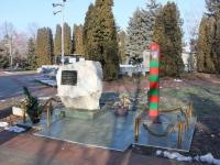 Timashevsk, 纪念碑 Пограничникам ДаманскогоLenin st, 纪念碑 Пограничникам Даманского