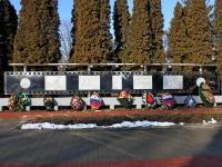 Timashevsk, monument Труженикам тылаLenin st, monument Труженикам тыла