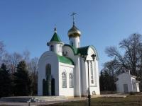 Тимашевск, улица Красная, дом 105Д. храм святого равноапостольного князя Владимира