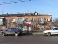 Timashevsk, Krasnaya st, house 118. Apartment house