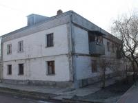 Тимашевск, улица Красная, дом 129. многоквартирный дом