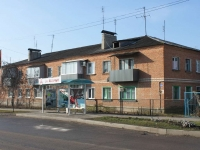 Timashevsk, Krasnaya st, house 144. Apartment house