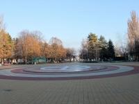 Timashevsk, 公园 ПКиОKrasnaya st, 公园 ПКиО