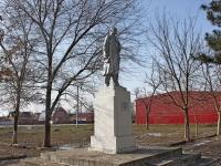 Тимашевск, памятник В.И. Ленинуулица Рабочая, памятник В.И. Ленину