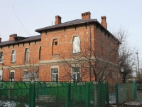 Timashevsk, Sheremetov st, house 8. Apartment house
