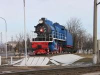 Timashevsk, ПаровозSheremetov st, Паровоз