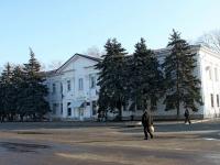 Timashevsk, Sovetskiy alley, house 9. court