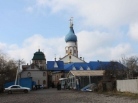 Тимашевск, улица Дружбы, дом 1. монастырь Свято-Духов