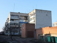Timashevsk, Druzhby st, house 203. Apartment house