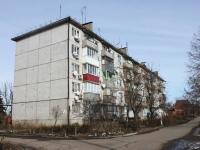 Timashevsk, Zapadnaya st, house 6. Apartment house