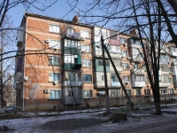 Timashevsk, Industrialny district, house 8. Apartment house