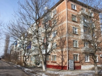 Timashevsk, Industrialny district, house 10. Apartment house