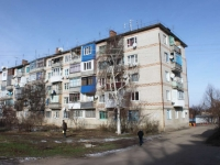 Timashevsk, Industrialny district, house 19. Apartment house