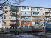 Timashevsk, Industrialny district, house 33. Apartment house